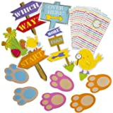 Talking Tables The Great Easter Egg Hunt Easter Hunt Kit for Easter Party and Celebrations