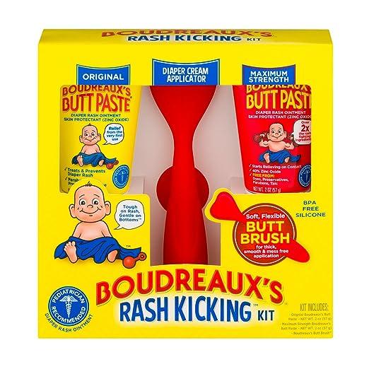 Amazon.com: Boudreauxs Butt Paste Diaper Rash Ointment, 1 ...
