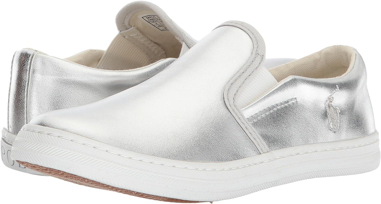 Amazon.com  Polo Ralph Lauren Kids Womens Benton II (Little Kid)  Shoes bffd85203
