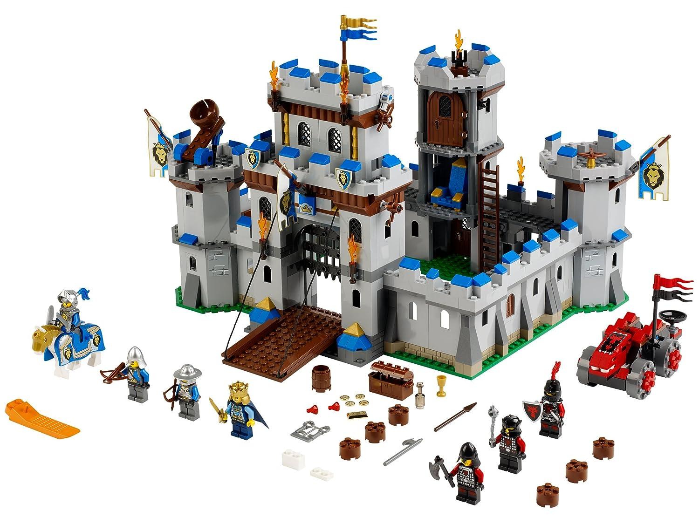 Spielzeug Ritterburg - Lego Castle Große Königsburg - welche Ritterburg ist die beste