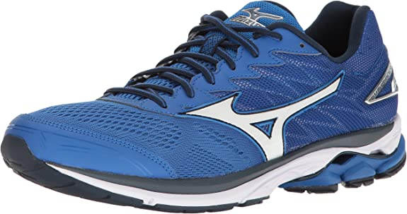 2. Mizuno Men's Wave Rider 20 Running Shoe