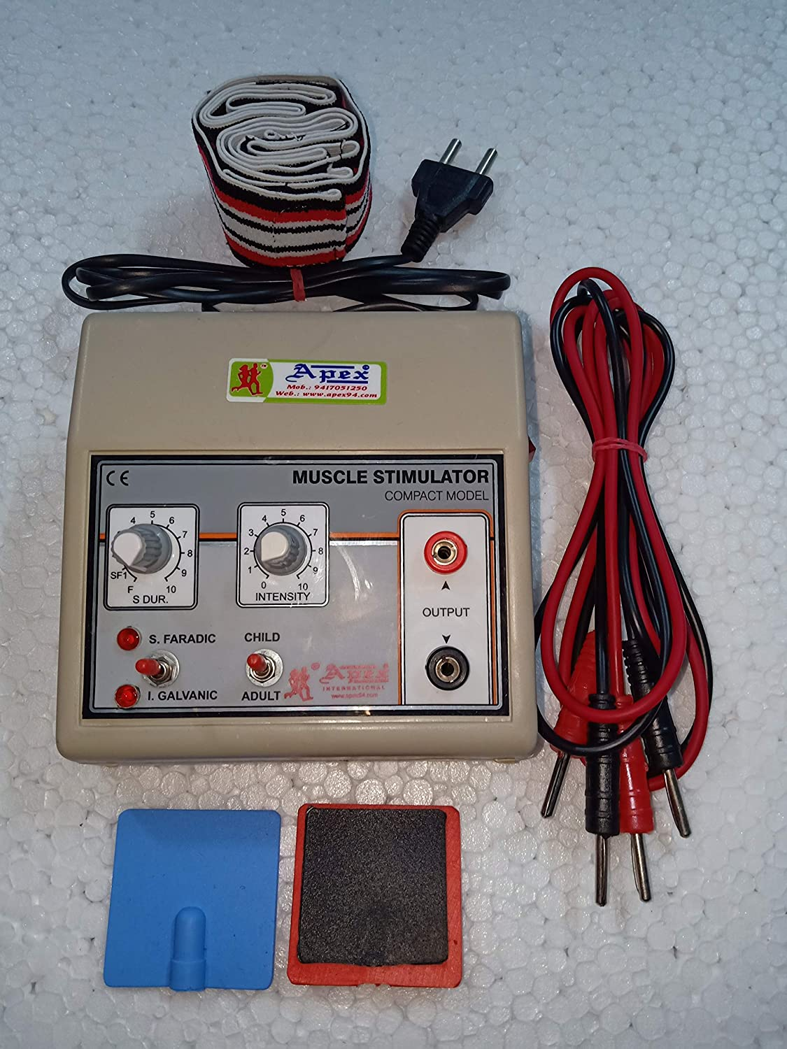 Amazing Buy Apex Digital Digital Mini Muscle Stimulator Online At Low Prices Wiring 101 Picalhutpaaxxcnl