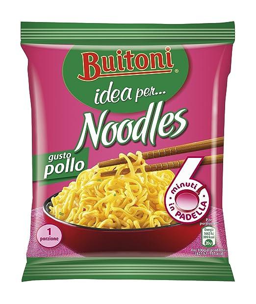 59 opinioni per NOODLES GUSTO POLLO Noodles istantanei e condimento 1 porzione 71g
