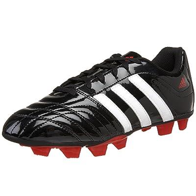 Amazon.com | Adidas - Matteo Nua Trx Fg W Womens Football Shoe In Black / White / Radian Red, Size: 5 B(M) US | Soccer