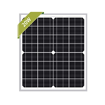 Amazon.com: 20vatios newpowa alta calidad 12 voltios ...