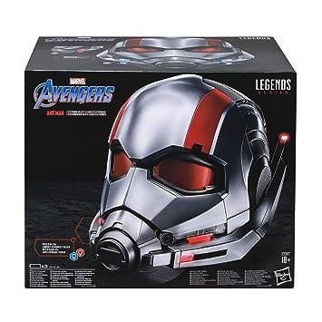 Legends Casco Electrónico Manhasbro Ant Avengers E3387eu4 tQBxohrsdC