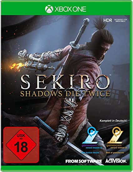 Microsoft Sekiro Shadows la Twice - Xbox One USK18: Amazon.es ...