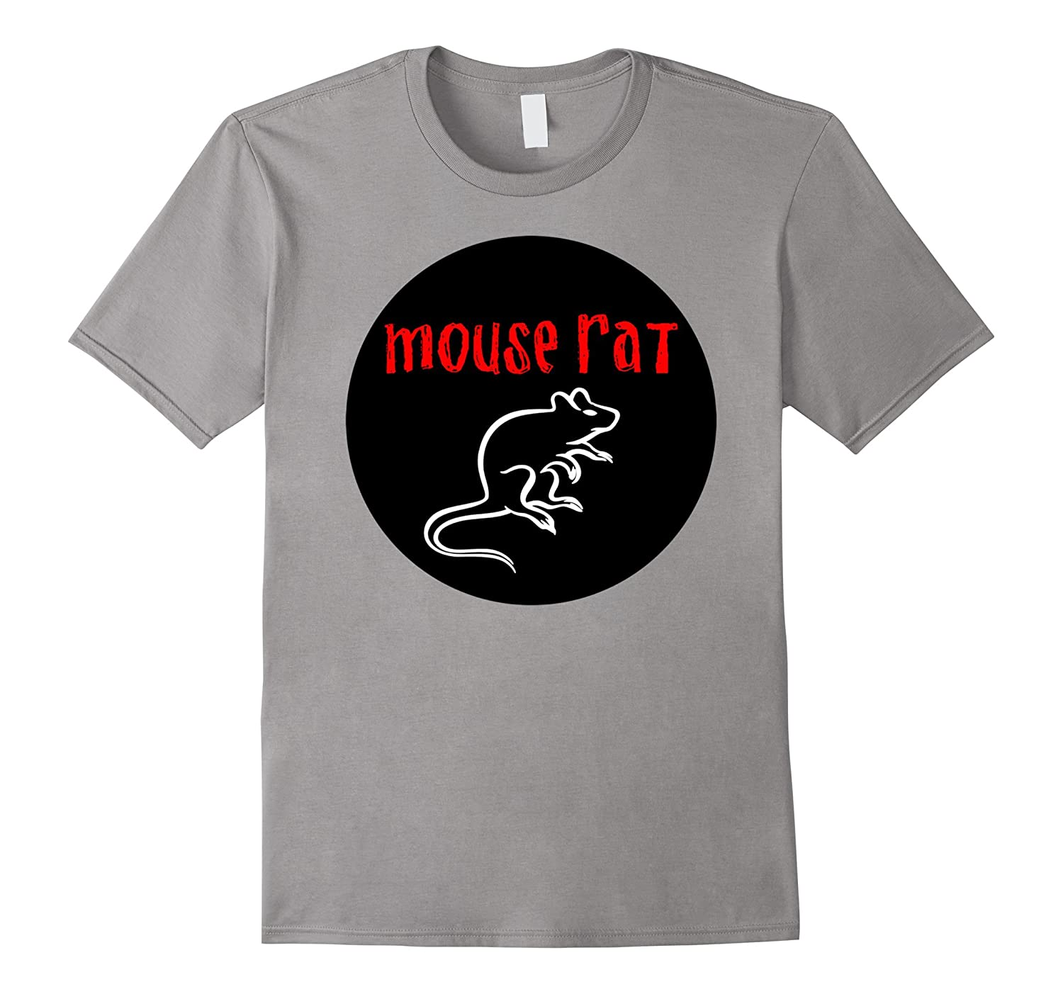 Mouse Rat Funny T-Shirt-FL