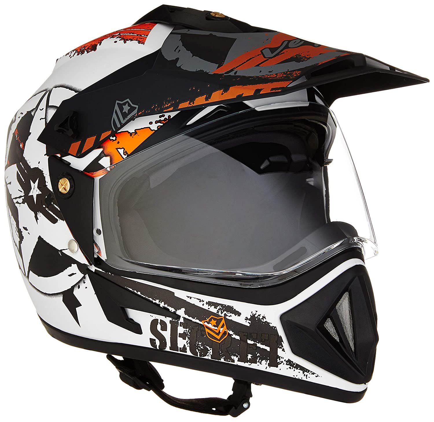 Vega Off Road Secret Helmet
