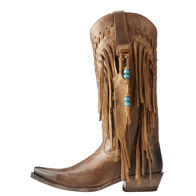 dafbda8bb8d ARIAT Women's Brisco Fringe Western Boot