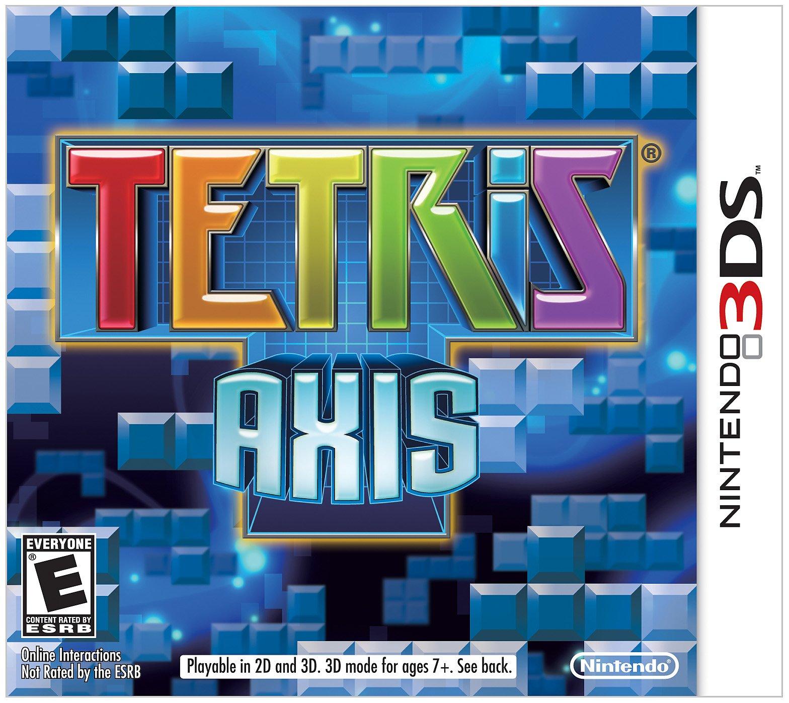 Tetris: Axis 3DS