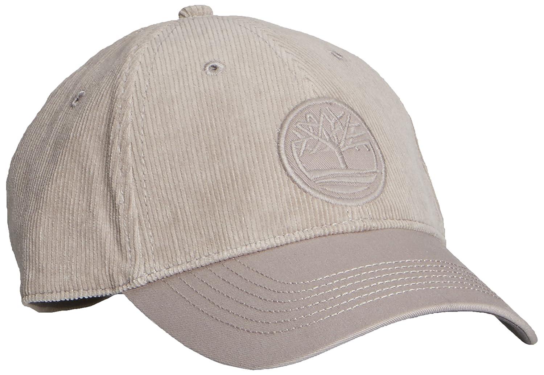 Timberland Cord Baseball Cap Gorra de béisbol, Grey (Satellite ...