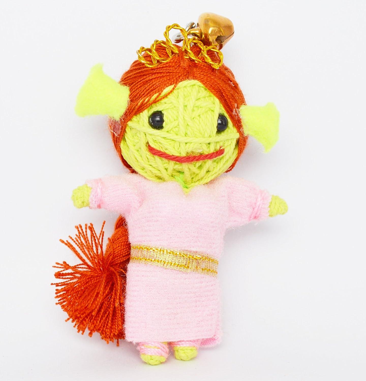 Amazon.com: (vd015) Fiona Shrek Ogre dibujos animados hecho ...