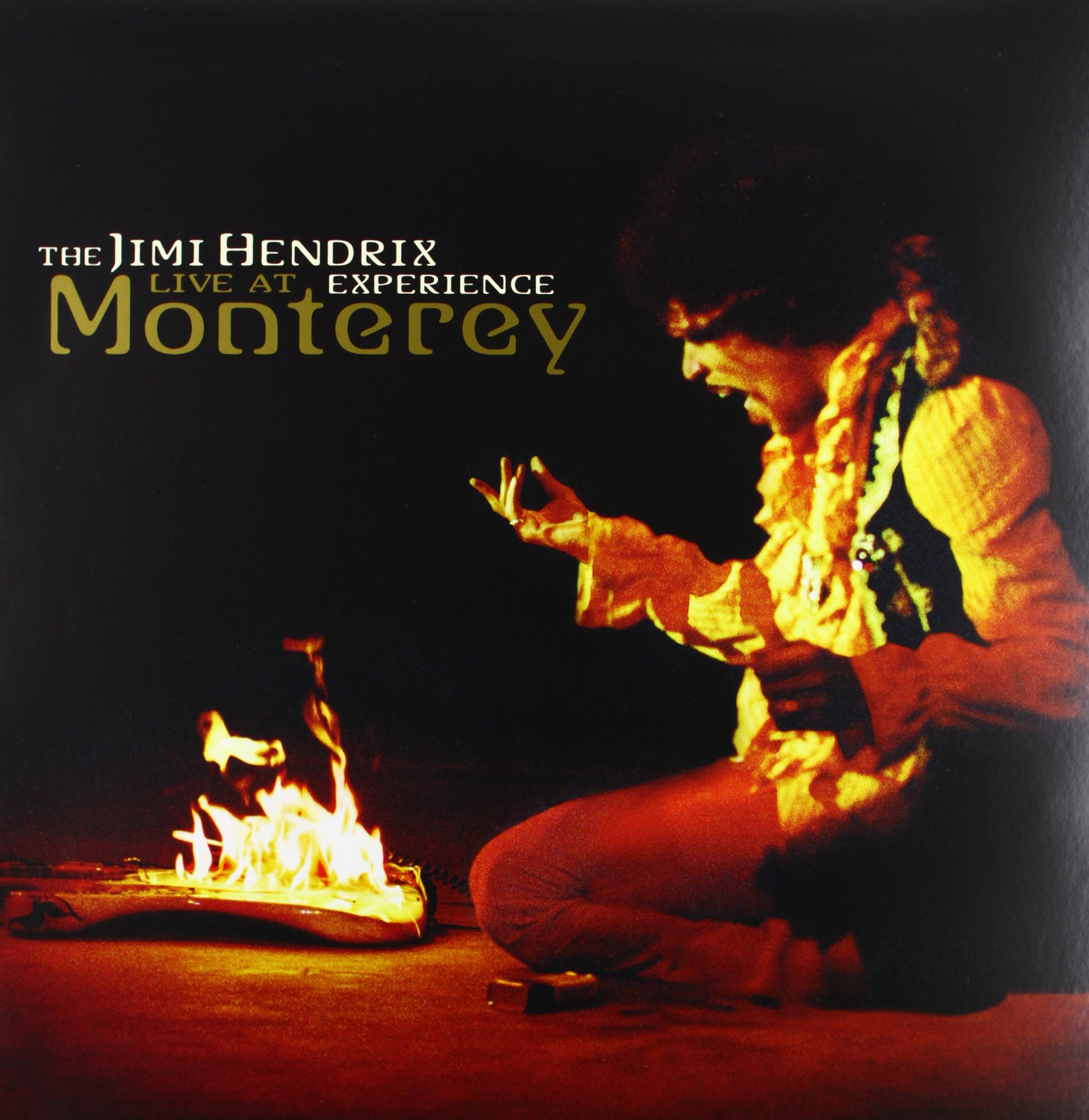 Live at Monterey [Vinyl] by Geffen Records
