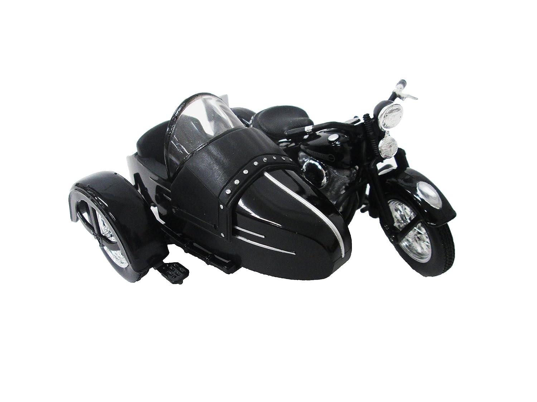 Maisto 01.18 Harley-Serie 1948 FL-Panoramakopf Beiwagen 200-051