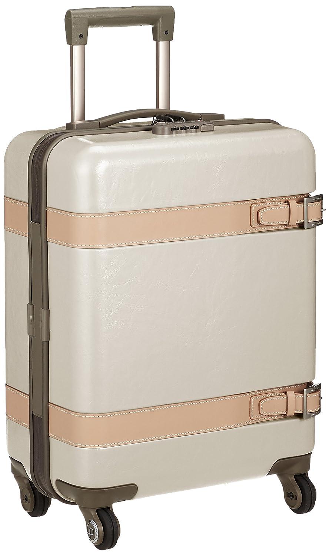 [プロテカ] スーツケース 日本製 ジーニオ センチュリー Z 機内持込可 保証付 35L 47cm 3.3kg 02811 B079KYWDTL プラチナムベージュ プラチナムベージュ
