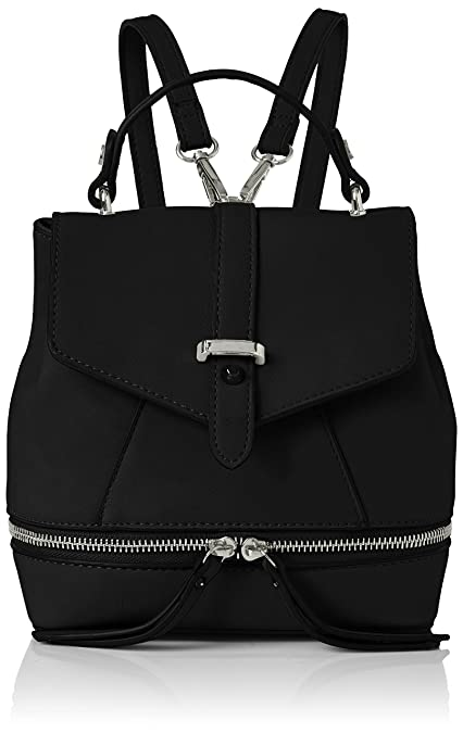 Damen Hula Faux Leather Backpack Rucksackhandtasche Swankyswans