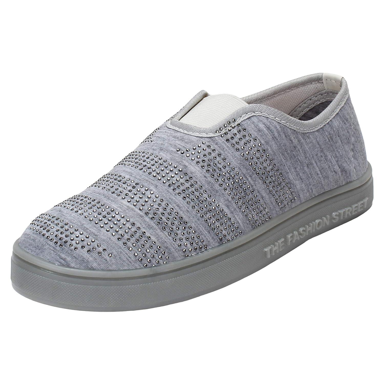 Casual Sneakers Shoe Slip