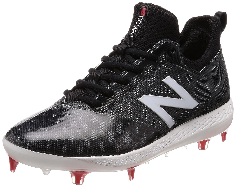 [ニューバランス] 野球スパイク Composite メンズ B076CWVHF9 28.5 cm D ブラック ブラック 28.5 cm D