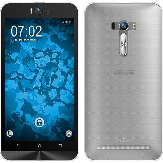 3 opinioni per PhoneNatic Custodia Asus Zenfone Selfie Cover trasparente Slimcase Zenfone