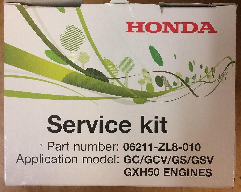 Paquete de Servicio & Mantenimiento Honda. Para Motores GC/GCV 135 ...