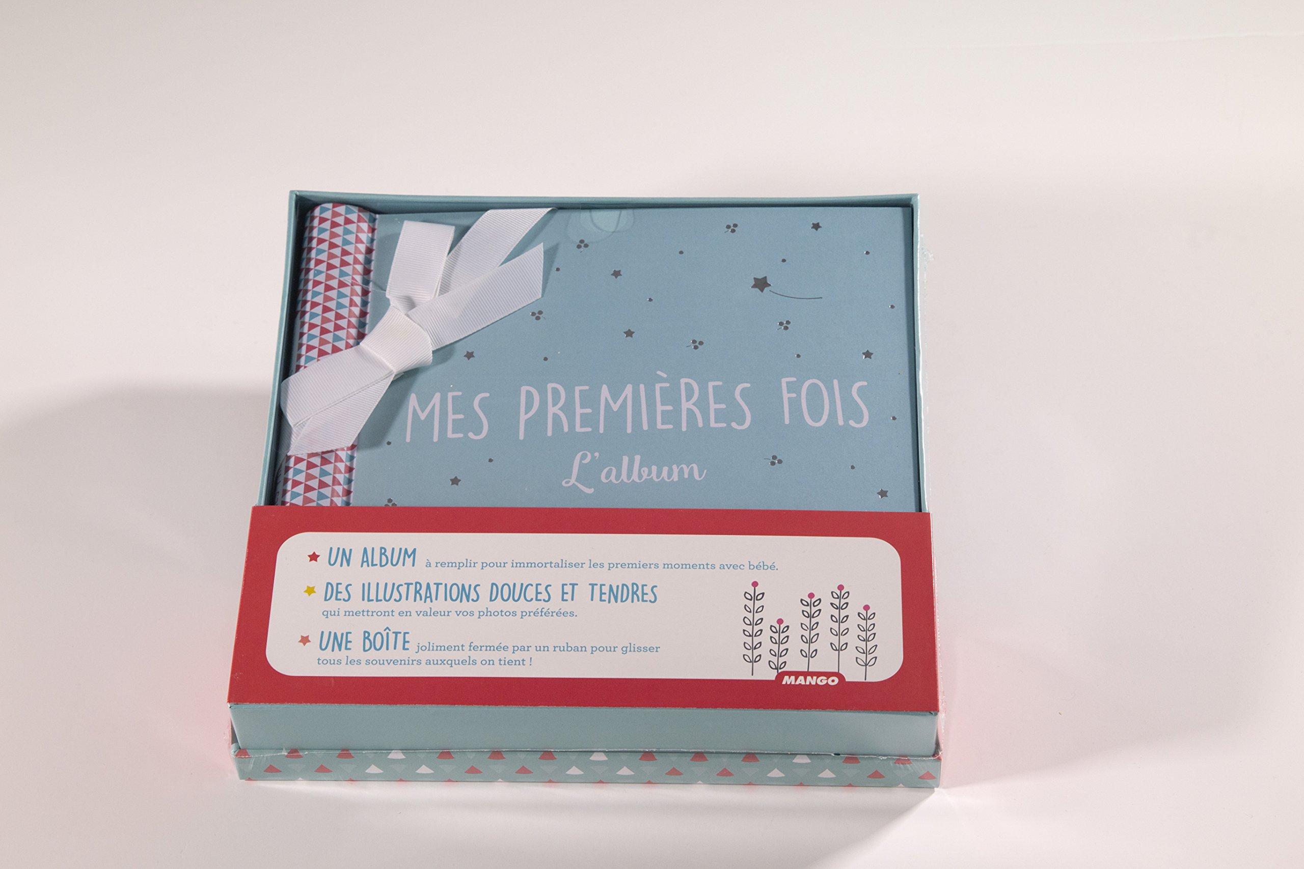 Exceptionnel Amazon.fr - Mes premières fois - L'album et la boîte à trésor de  BT43
