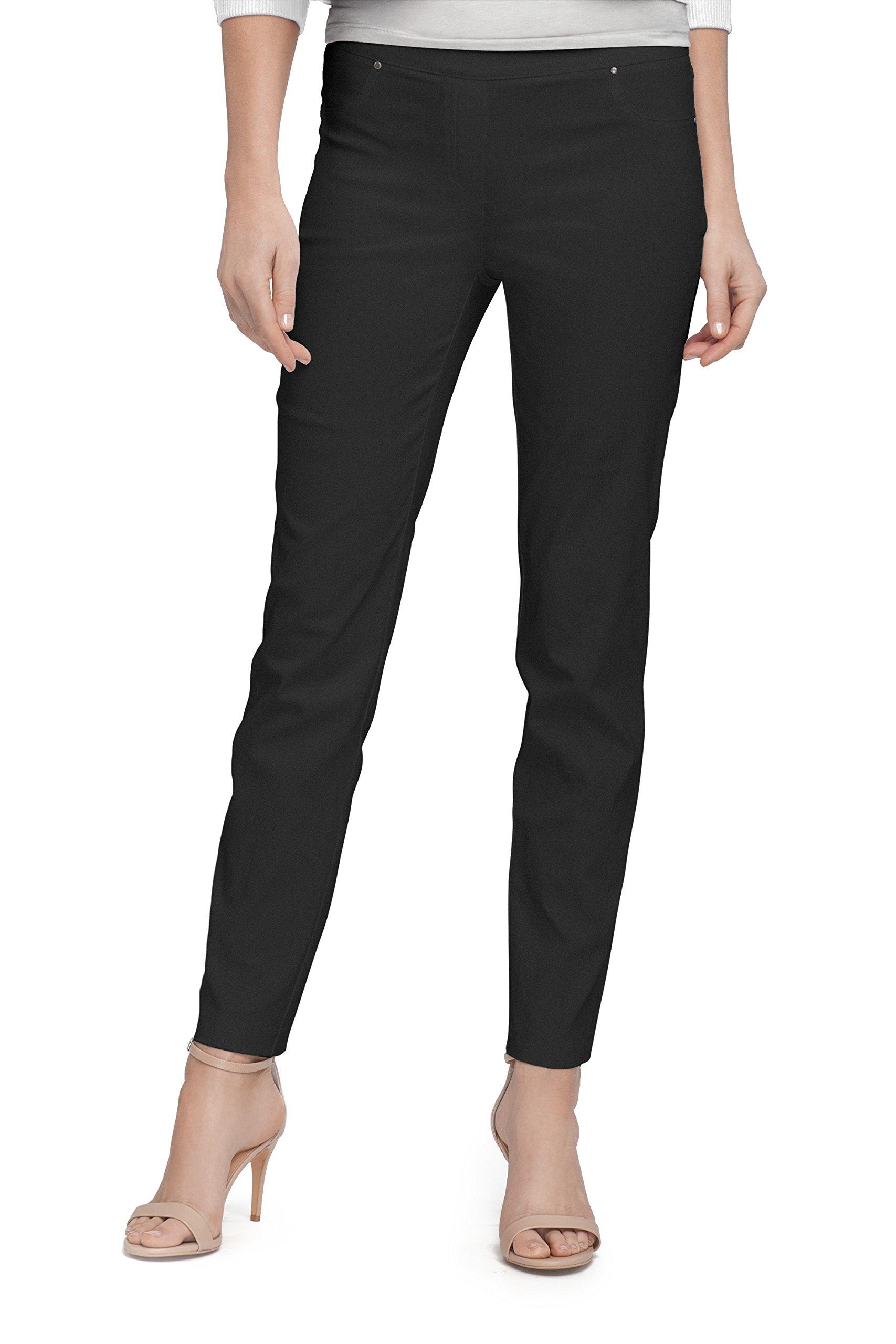 Solid Millennium Ankle Pant, Black, Large