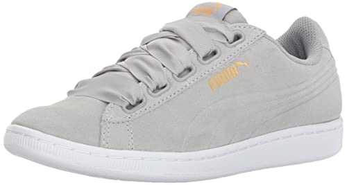 Puma Women s Vikky Ribbon Sneaker  Amazon.co.uk  Shoes   Bags 2f1532e39
