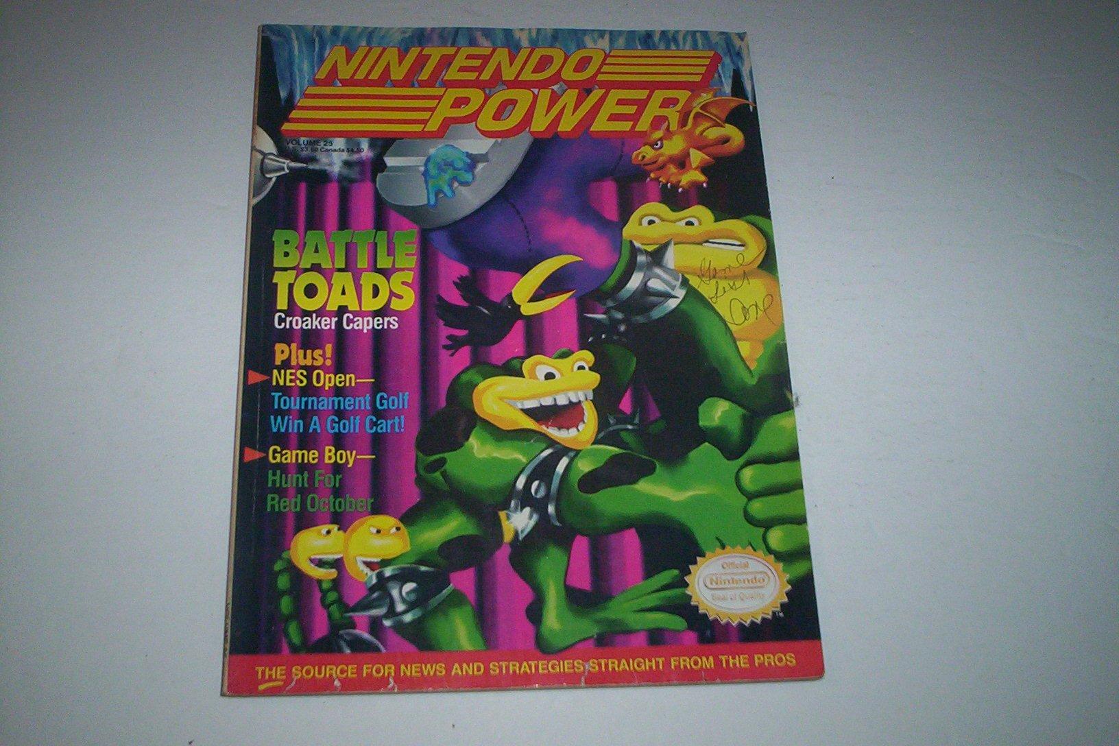 Nintendo Power Magazine June 1991, Volume 25 Vol. 25 ...