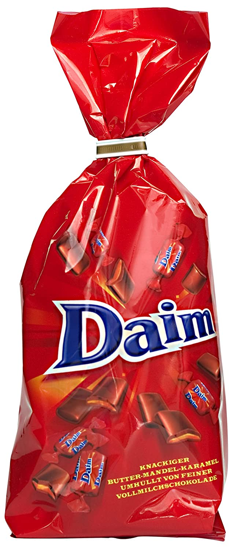 Daim Caramelo Recubierto Chocolate - 200 gr: Amazon.es: Alimentación y bebidas