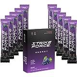 Strike Force Energy Drink Mix - Healthy Water Enhancer + Caffeine, Vitamin b12 & Potassium - Natural Tasting Flavor for Keto,