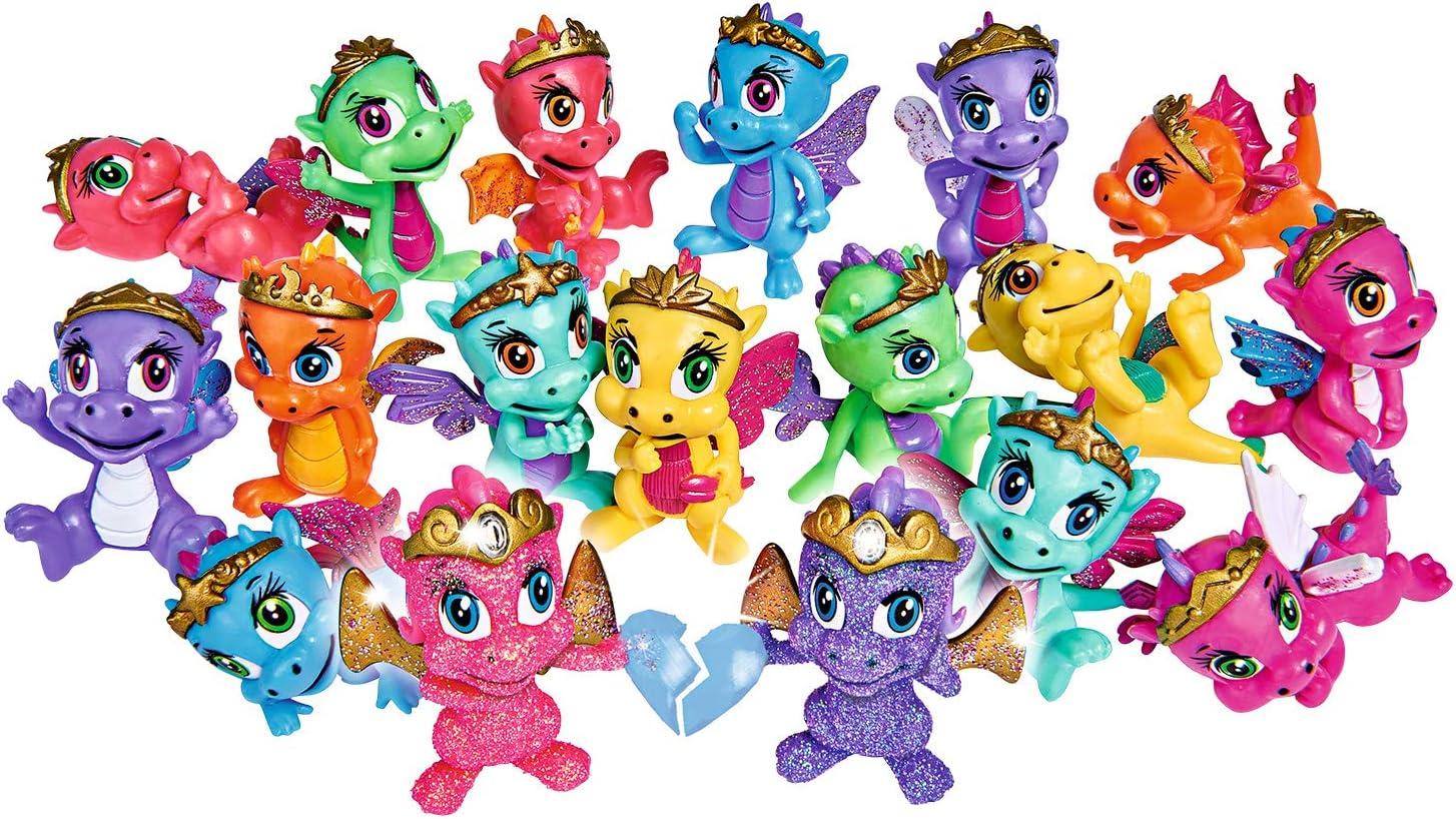 Simba 105951019 Safiras V Neon Princess Pack Of 4 Amazon Co Uk Toys Games