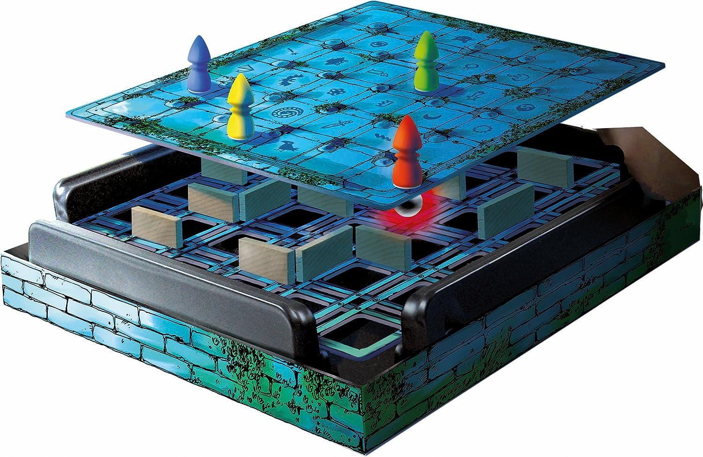 Le Labyrinthe Magique  Un jeu de Dirk Baumann  Jeu de société  Tric Trac
