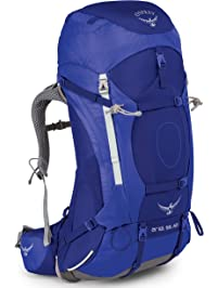 Osprey Packs Women's Ariel AG 55 Backpack, Tidal Blue, Small