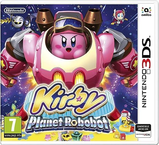 30 opinioni per Kirby: Planet Robobot- Nintendo 3DS