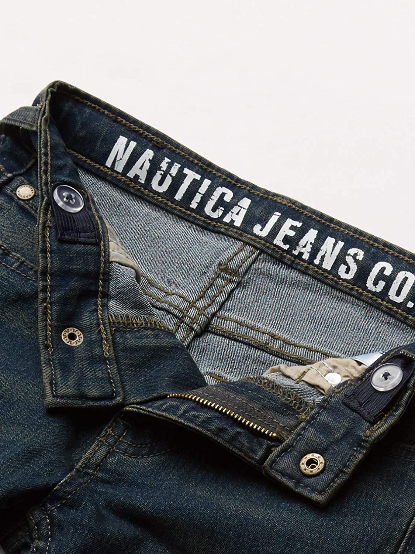 Nautica Boys Skinny Stretch Denim Pant Pants