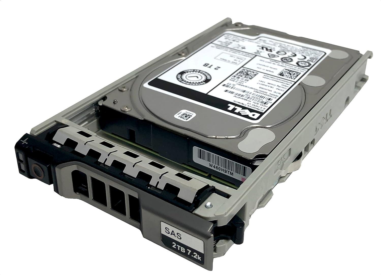 "6N9HJ Dell - Dell 2TB 7200 RPM 128MB Cache | NL-SAS 12Gb/s | 512n | 2.5"" inch | Hot-Plug Hard Drive Cus-Kit"