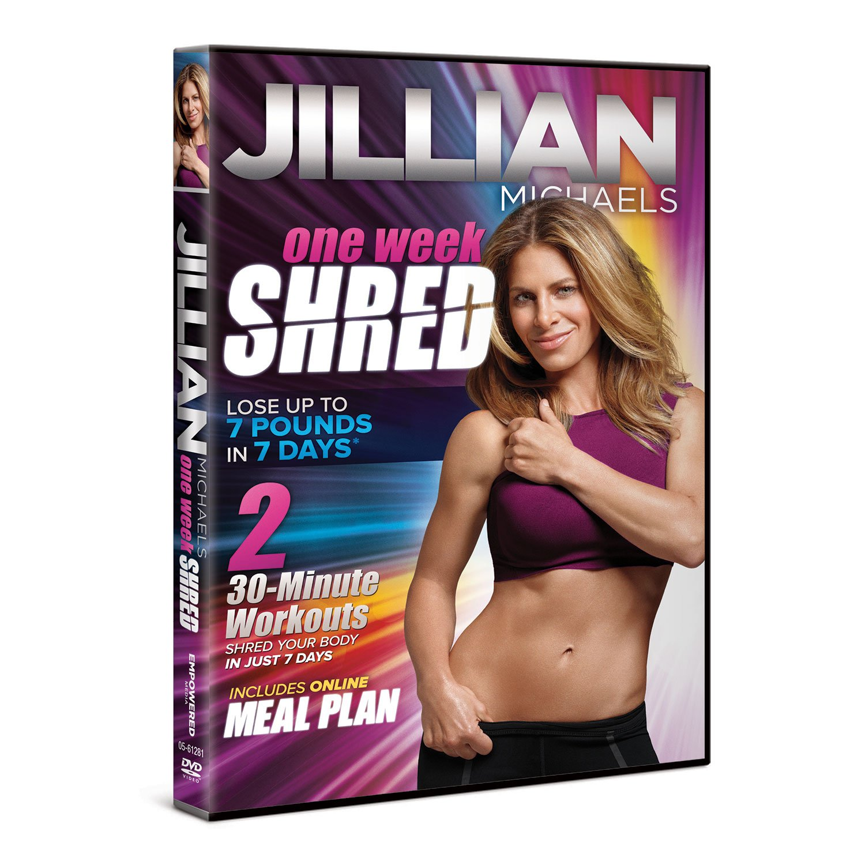 Jillian Michaels One Week Shred Various eOne eOne Films Distribution 28929027