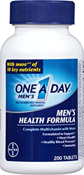 200-Count One A Day Men's Multivitamin