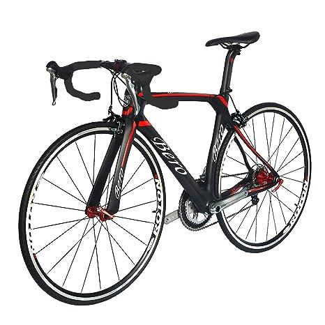 BEIOU® 2016 700C Carretera Shimano 105 Bicicletas con un Cuadro ...