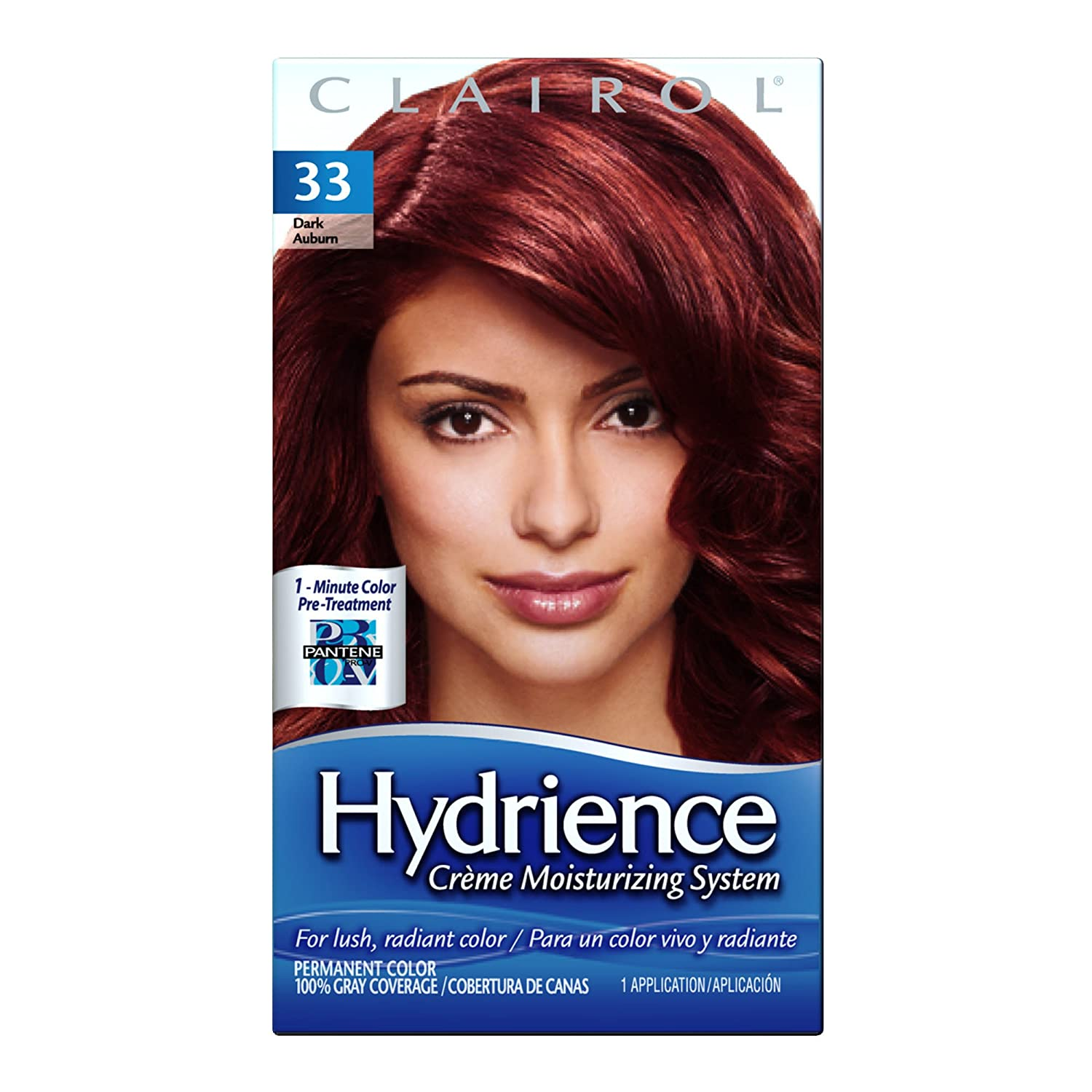 Amazon Clairol Hydrience Color 033 Russet Glow Pack Of 3