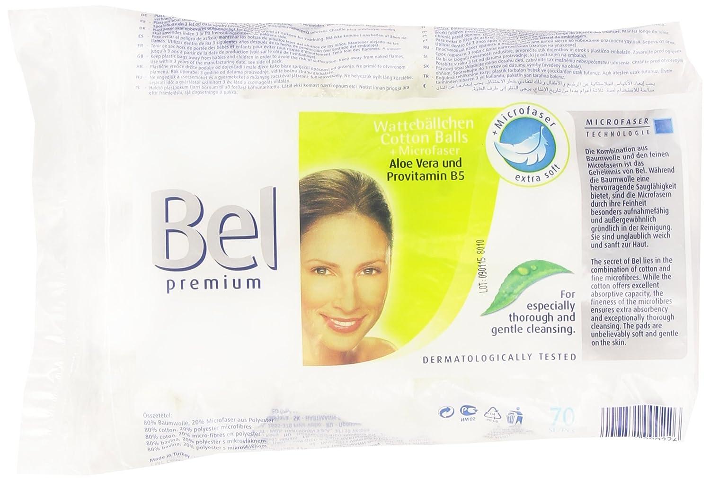 Bel Premium Bolas de Algodon 70 piezas