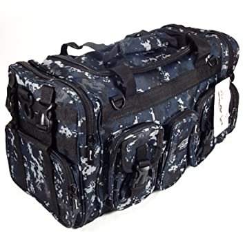 Amazon.com: NPUSA - Bolsa de viaje para hombre (22 pulgadas ...