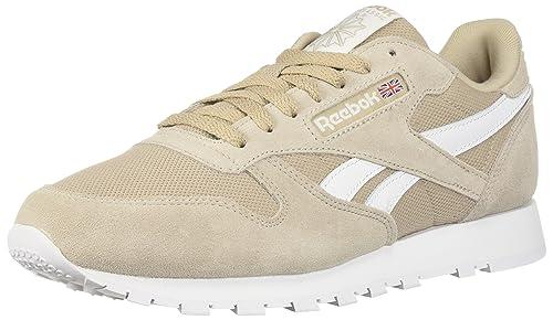 faa6432f6 Reebok Men s Classic Leather Sneaker
