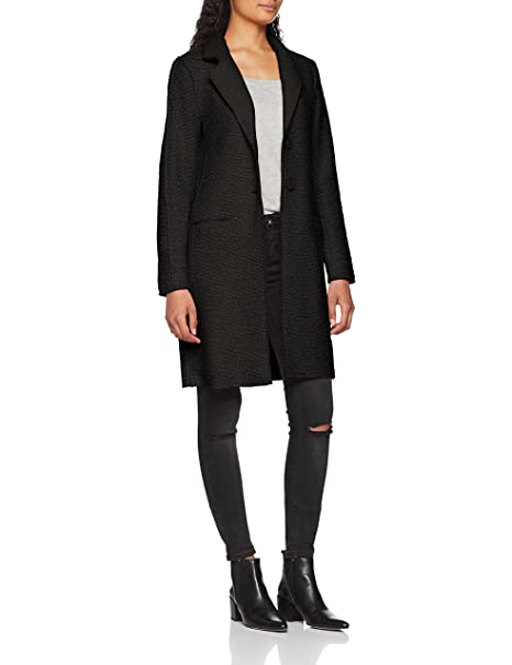 Only Onlvikki Wool Coat CC Otw, Abrigo para Mujer: Amazon.es: Ropa y accesorios