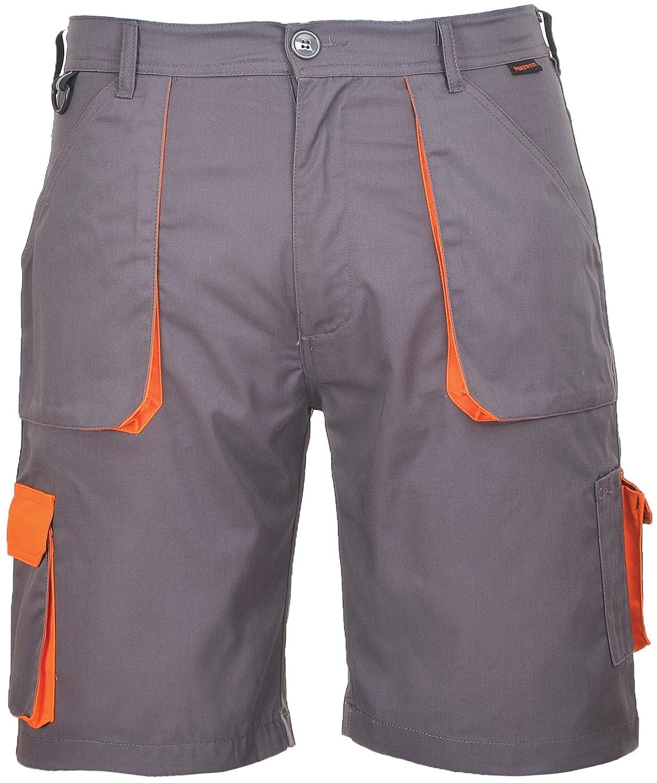 Portwest - TX14 - Texo pour homme - Gris - Orange - S TX14GRRS