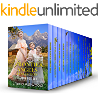 Frontier Angels Collection (15 book box set)