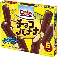 Lotte Dole Choco Banana Ice cream Bar, Choco Banana, 300 ml - Frozen