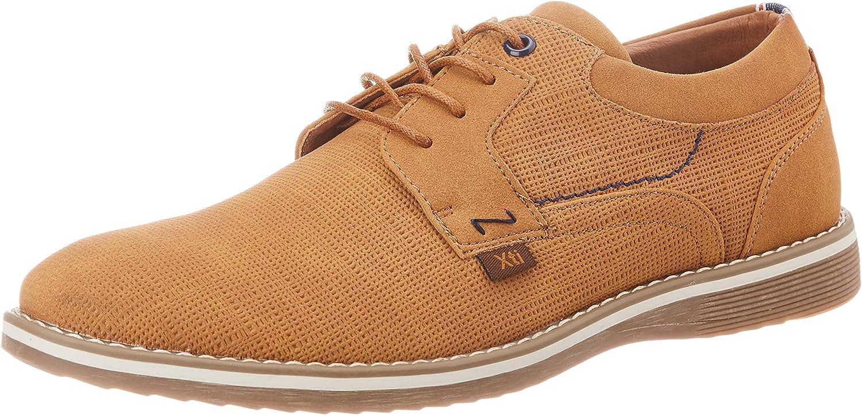 XTI 49690, Zapatos de Cordones Oxford para Hombre