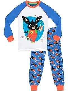 Bing - Pijama para Niños Ajuste Ceñido
